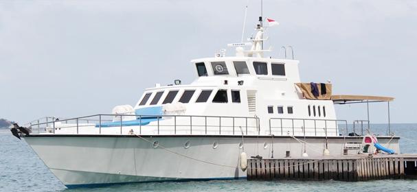 Rangga Alo Boat Charter