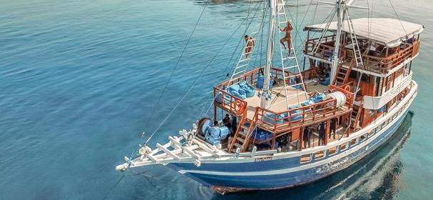 Ratu Pelangi Boat