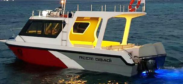 Reem Abadi Speed Boat
