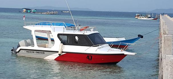 Reem Abadi Boat Charter