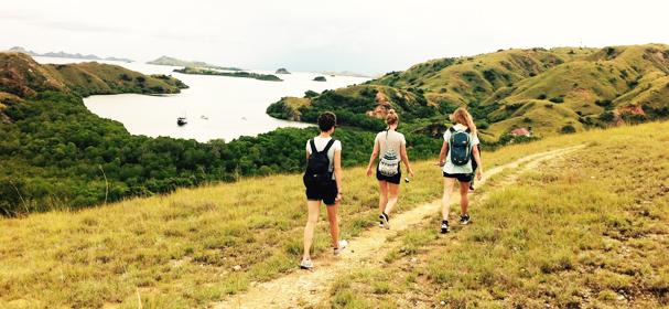 Rinca Island Trekking