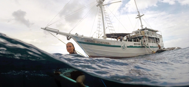 Royal Fortuna Liveaboard