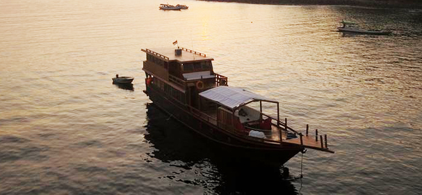 Rutas Phinisi Boat