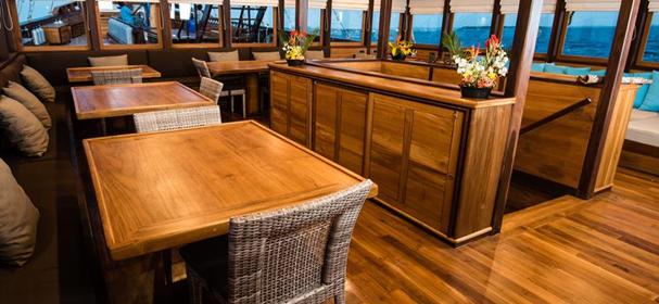 MV Samambaia Restaurant