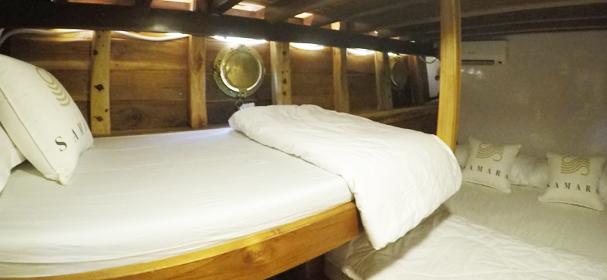 KM Samara II Cabin