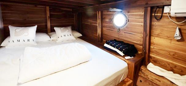 Samara II Double Bed