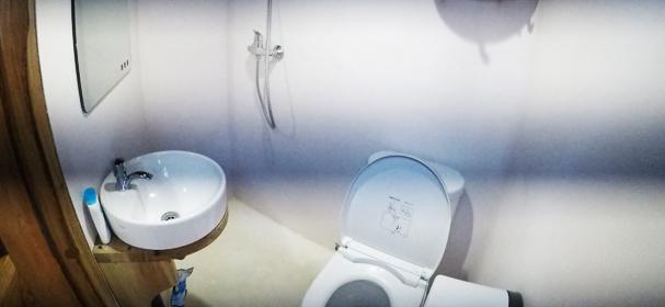 KM samara II Toilet