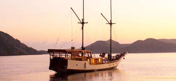 KM Samara II Phinisi