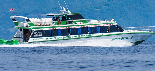 Scoot Fast Cruises Lembongan