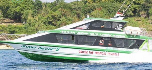 Scoot Fast Cruises Bali