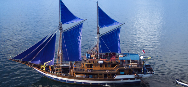 MV Sea Safari VI Phinisi Liveaboard