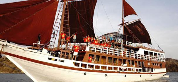 Seamore Papua Phinisi Boat