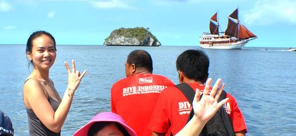 Seamore Papua Boat Charter