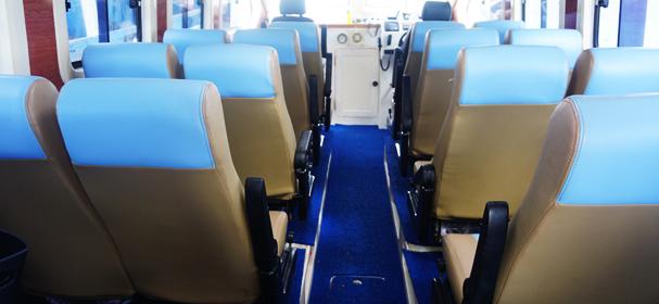 Seat Of Poco Ranaka