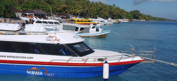 Semaya Fast Cruise Gili Island
