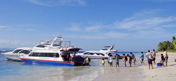 Semaya Fast Cruise Sanur