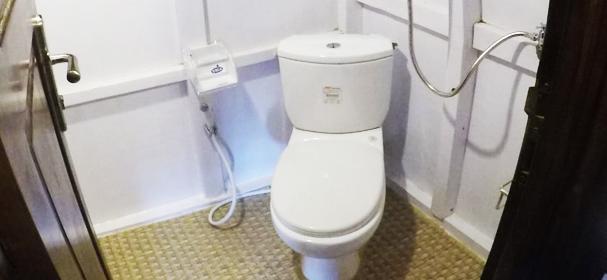 KLM Sipakatau Bathroom