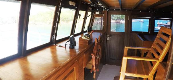 KLM Sipakatau  Captain Boat