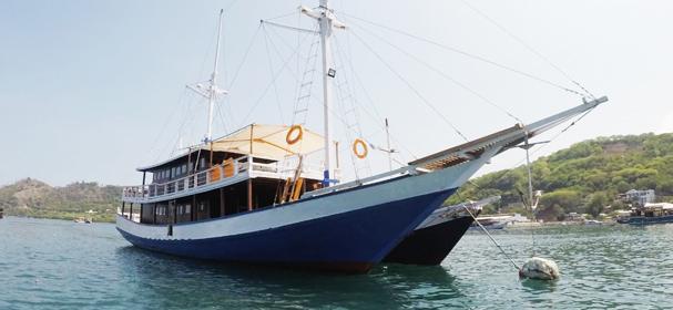 KLM Sipakatau Boat Charter