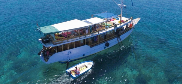 KLM Surya Indah Boat