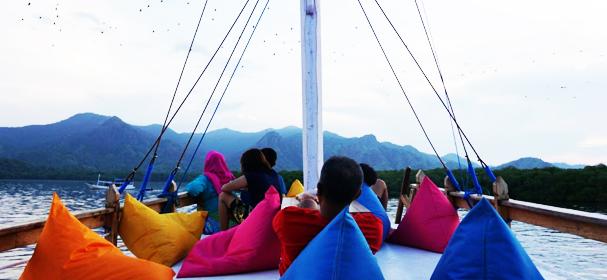 KLM Surya Indah Deck