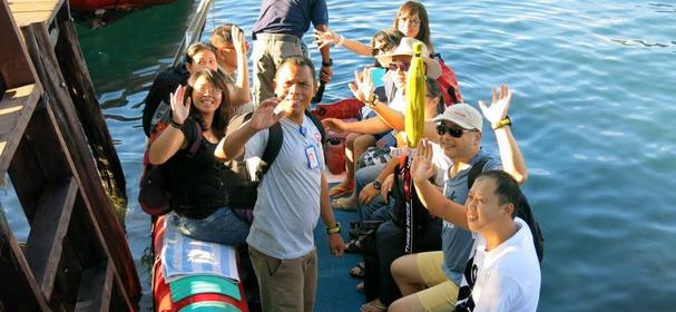 MV Temukira Diving