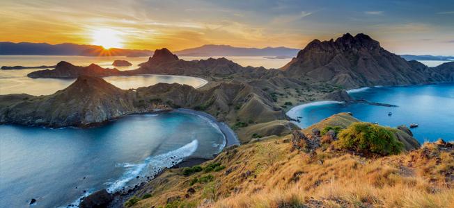 The Island Of Padar