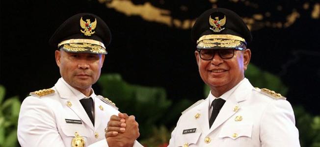 Victor Bangtilu Laiskodat - East Nusa Tenggara Governor