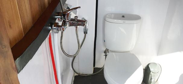 Vidi Phinisi Bathrooms