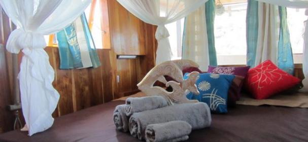 Warisan Komodo Cabin