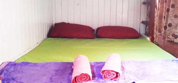 KM Wisata Indah Doubke Bed
