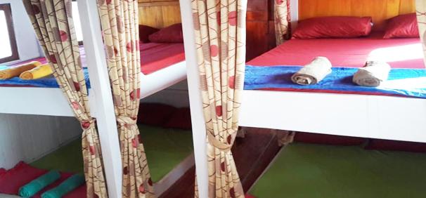 Wisata Indah bedroom