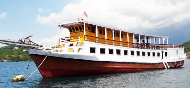 Wisata Indah boat