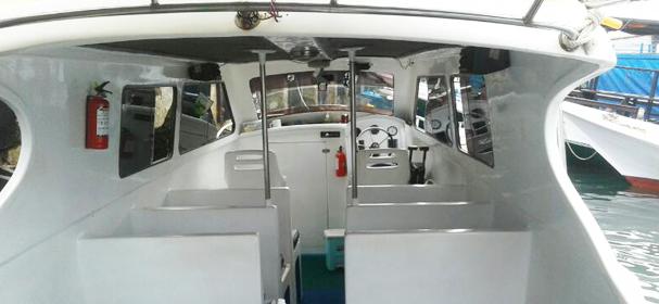 Igatri Speed Boat