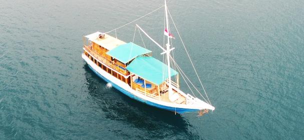 Salakanagara Boat Komodo