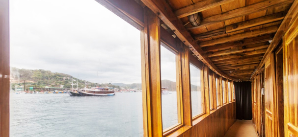 KM Salakanagara KOmodo Boat