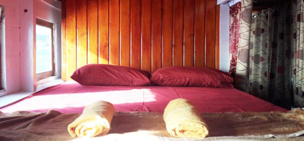 KM Wisata Indah Cabin
