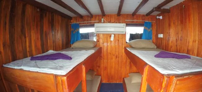 Komodo Lambo Single Bed