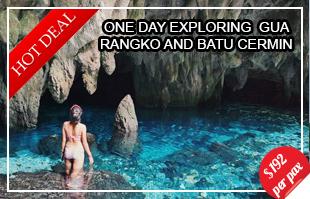 Gua Rangko One Day Tour