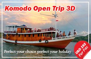 Open Trip KM Dirga Kabila 3D/2N