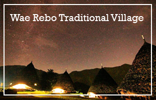 Wae Rebo Traditional Village 3D/2N